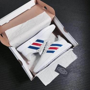 Hàng Chính Hãng Adidas XPLR S White/Blue/Red  2021**
