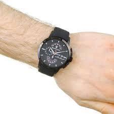 Hàng Chính Hãng Maserati Ingegno Chronograph Skin Black Dial Watch 2021**