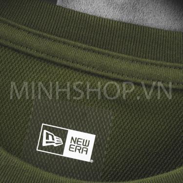 Hàng Chính Hãng Áo Thun New Era X Natural Bonn Angler  Khaki 2020**