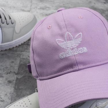 Hàng Chính Hãng Nón Adidas Purple/White Logo 2021**