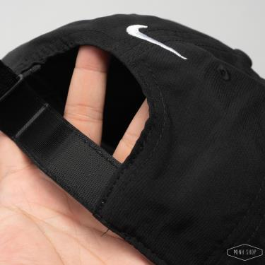 Hàng Chính Hãng Nón Nike Dri-Fit Tech Golf Cap Black 2020**