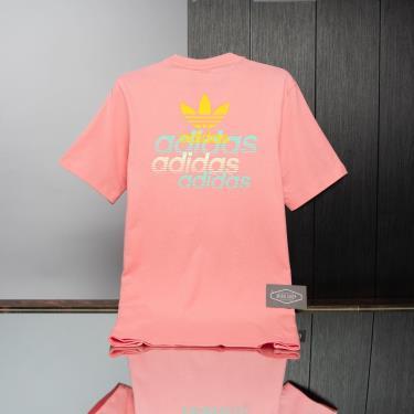 Áo Thun Adidas Front Back Tee  Pink * [FM3349]