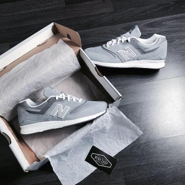 Hàng Chính Hãng Newbalance 697 Grey 2020**