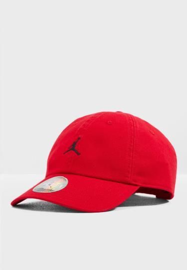 Hàng Chính Hãng Nón Nike Air Jordan Jumpman Heritage86 Red/Black 2020**