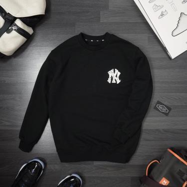 Hàng Chính Hãng Áo Sweater MLB Like Black 2019**