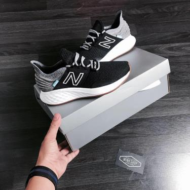 Hàng Chính Hãng NewBalance Fresh Foam Black/Grey 2021**