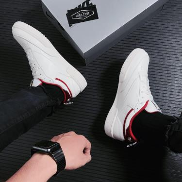 Giày Reebok Club C 85 White/Red [FX3358]