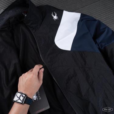 Hàng Chính Hãng Áo Khoác Jacket Spyder Black 2021*