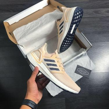 Hàng Chính Hãng Adidas Parley  x Ultra Boost 6.0 'Linen' 2020**