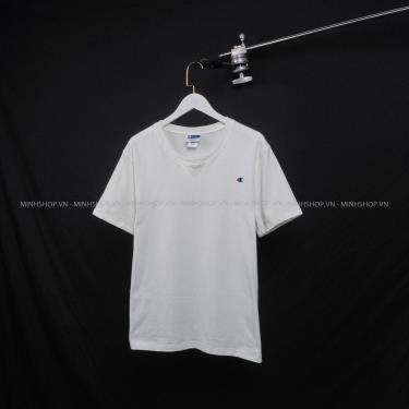 ao-thun-champion-life-heritage-tee-c-patch-logo-white