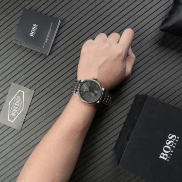 Hàng Chính Hãng Hugo Boss Oxygen Grey Watch 2021**