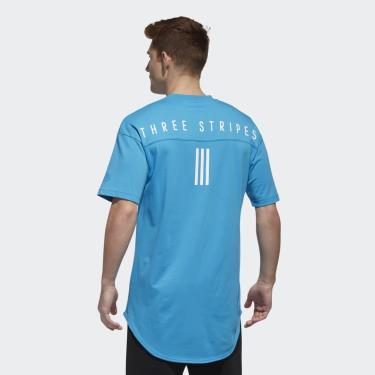 Hàng Chính Hãng Áo Thun Adidas Sport 2 Street Summer Blue 2020**