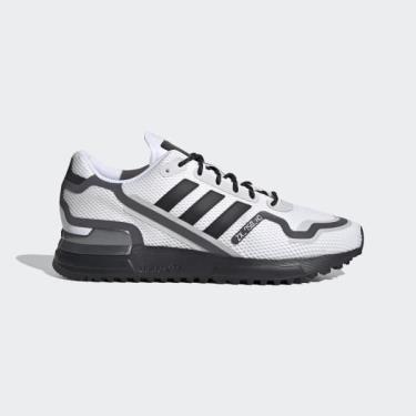 Hàng Chính Hãng Adidas ZX 750 HD White/Black/Night Metallic  2021** [FX7471]