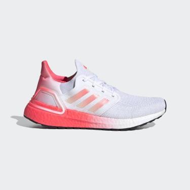 Hàng Chính Hãng Adidas Ultra Boost 6.0 'White Signal Pink' 2020**