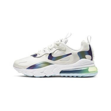 Hàng Chính Hãng Nike Air Max 270 React Bubble Pack White 2021** V