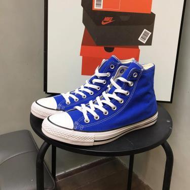 Hàng Chính Hãng Converse Chuck Taylor All Star Hi Blue 2021**