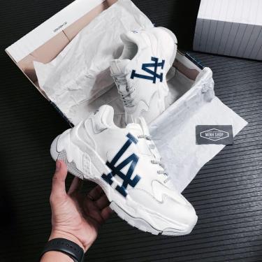 -1XXX Giày MLB LA Dodgers Sneakers - Big Ball Chunky A Vintage Cust