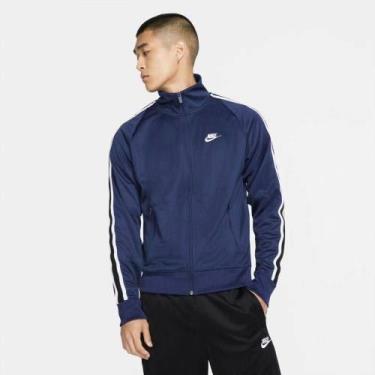 Hàng Chính Hãng Áo khoác Jacket Nike N98 Tribute Sportswear Navy Blue 2020**