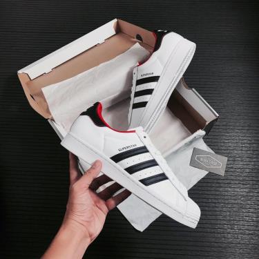 50%  Adidas Superstar Valentines Day White 2021**[ FW6384]