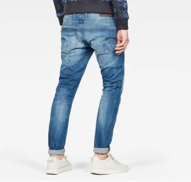 Hàng Chính Hãng Quần Jeans G-Star Raw Sun Faded Blue  2020**
