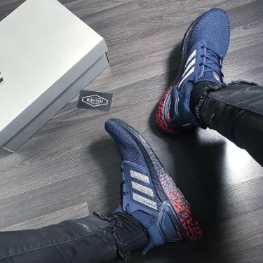 50% SALE Hàng Chính Hãng Adidas Ultra Boost 6.0  Collegiate Navy 2020** V