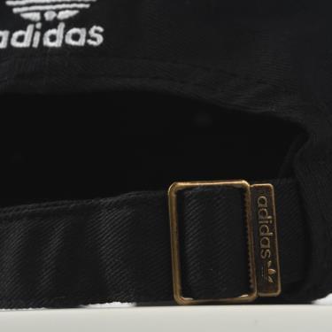 Hàng Chính Hãng Nón Adidas Black/White Logo 2021**