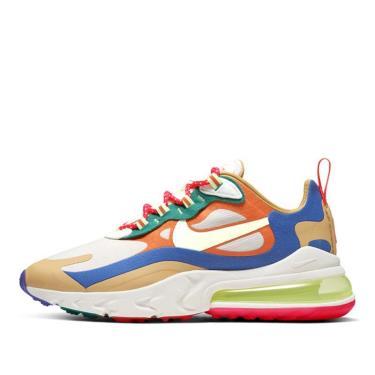 Hàng Chính Hãng Nike W Air Max 270 React Multi Color 2019**