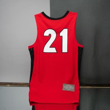 Hàng Chính Hãng Áo Nike Tank Top Basketball RIO Jersey Red 2021**
