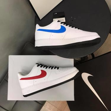 Giày Nike Air Force 1 Low Alternate Swoosh White/Blue/Red * [CT2816 100]