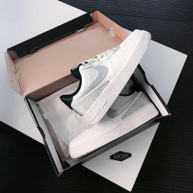 Giày Nike Air Force 1 Low 3M Summit White [CT2299 100]