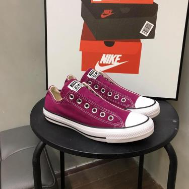 Hàng Chính Hãng Converse Chuck Taylor All Star Purple 2021**