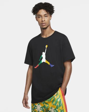 Hàng Chính Hãng ÁoThun  Nike Jordan DNA Jumpman Crew 2020**