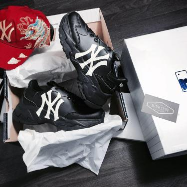 flash-deal-mlb-new-york-yankees-sneakers-big-ball-chunky-a-black-o-32shc1941-50l