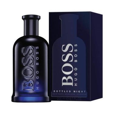 Hàng Chính Hãng Nước Hoa Hugo Boss Bottled Night EDT For Men 2020**