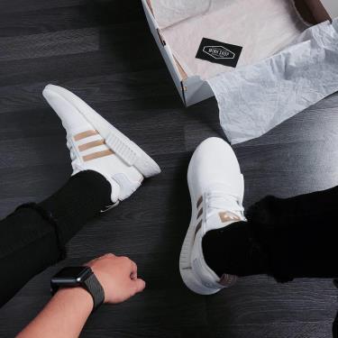 Hàng Chính Hãng Adidas NMD_R1 'Metallic Stripes'  **2020**