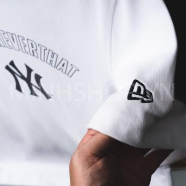 Hàng Chính Hãng Áo Thun This is Never That X New Era MLB New York Yankees White 2020**