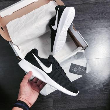 Hàng Chính Hãng Nike Tanjun Black/White **2020**