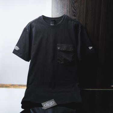 Hàng Chính Hãng Áo Thun New Era Fishing Club Black 2020**