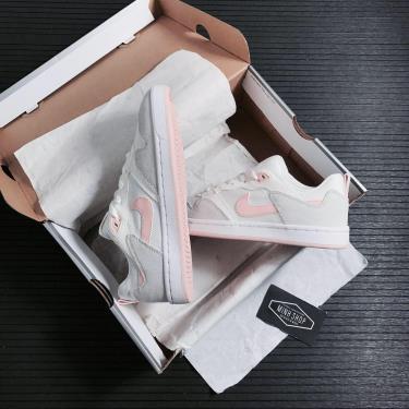 super Tkiem 40~ Hàng Chính Hãng Nike SB Alleyoop White Orange  2021**