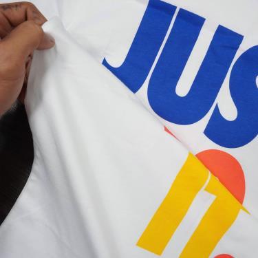 """Hàng Chính Hãng Áo Thun Nike """"Just Do It"""" White **2020**"""