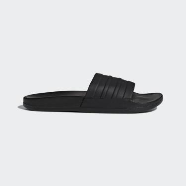 Dép Adidas Adilette Comfort Slides CF All Black X [BB1095]
