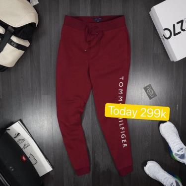 bigsize-sale-80-quan-jogger-tommy-hilfiger-red-2021