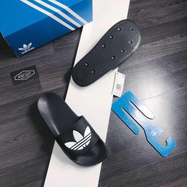 Hàng Chính Hãng Dép Adidas Adilette Lite Slides Core Black 2021 * [FU8298]
