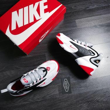 Hàng Chính Hãng Nike  Nike Zoom 2K White Infrared 2020**
