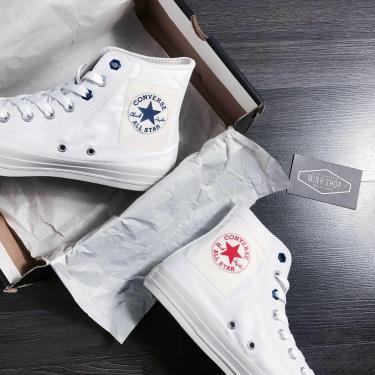 Hàng Chính Hãng Converse  Chuck Taylor All Star Flight School  White/Blue/Red 2020**
