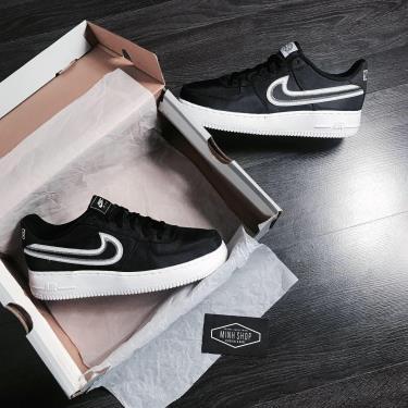 ''HOT DEAL 70% '' Hàng Chính Hãng Nike Air Force 1 Black/White **2020**