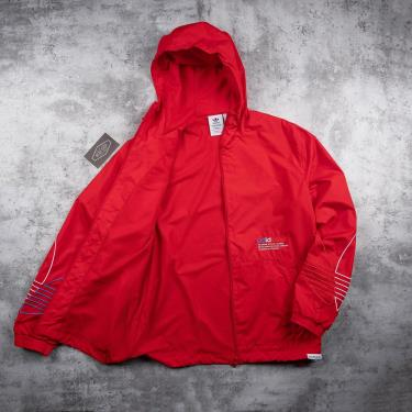 👉dưới 50%👈  Áo Khoác Adidas Big Logo Red * [GN3561]