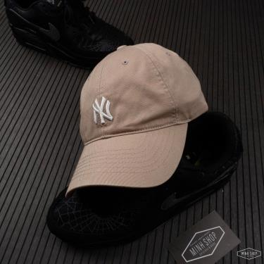 Hàng Chính Hãng Nón MLB Rookie Ball New York Yankees Light Brown 2020**