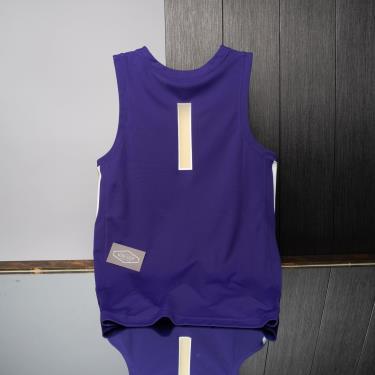 Hàng Chính Hãng Áo Nike Tank Top Basketball Jersey Court Purple 2021**