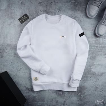 Áo Sweater National Geographic White **